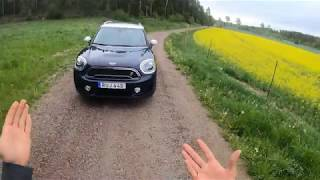 2019 Mini Countryman S Hybrid - POV 4K