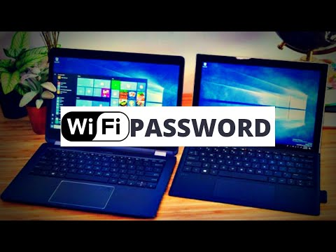 How To See Wifi Password In Windows 10 Laptop, View WiFi Password On Windows 10