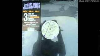 Jesus Jones - Real Real Real (The Real Dance Hall Mix)