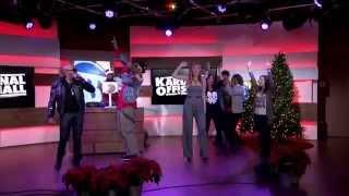 BT Toronto: Kardinal Offishall performs!