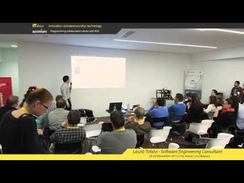 Programming collaborative robots with ROS - Tófalvi László (Accenture)