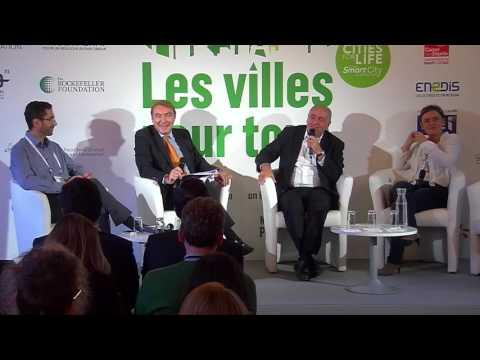 CITIES FOR LIFE - Lancement de Data City (Forum Smart City)