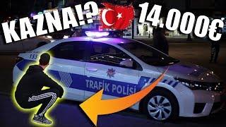 NAPALA ME TURSKA POLICIJA JER SAM CUCNUO U ISTANBULU!?