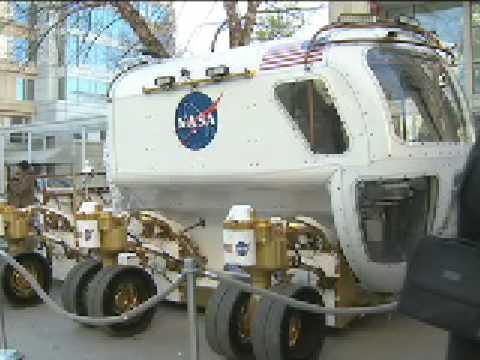 NASA HEADQUARTERS DISPLAYS NEXT GENERATION LUNAR ELECTRIC ROVER