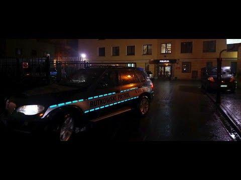 PATRIOT24 EXCLUSIVE: Rutkowski przekazał policji podejrzanego o brutalny napad w Kaliszu!