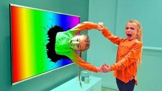 Las Ratitas juegan con juguetes de niños bebés llorones lagrimas mágicas thumbnail