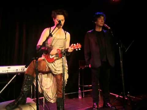 Amanda Palmer & Neil Gaiman - The Luckiest Guy on the Lower East Side