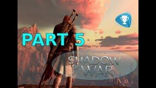 Middle Earth: Shadow of War – Overlord Boss - Nurnen Free Roam