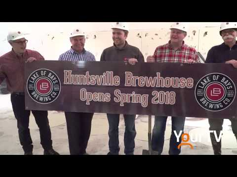 Huntsville Brewhouse to open Spring 2018