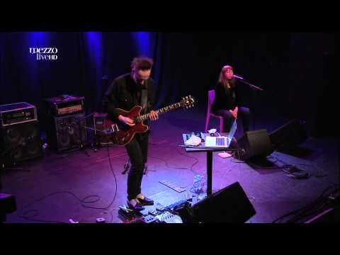Sidsel Endresen and Stian Westerhus Live at Porgy & Bess club - MEZZO 2013