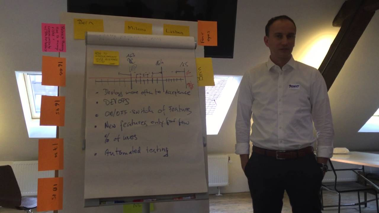 How do you convert User Acceptance Testing into Agile? - YouTube