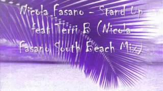 Nicola Fasano Stand Up feat Terri B Nicola Fasano South Beach
