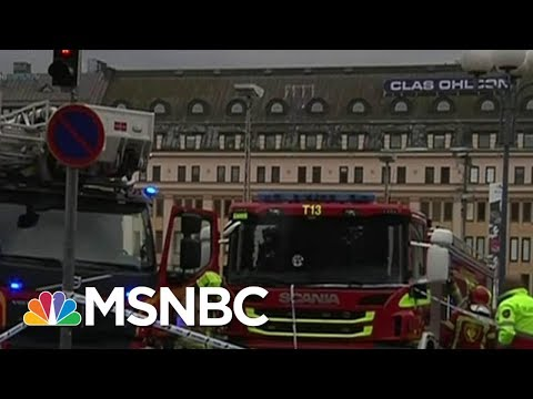 Police: Man Shot After Stabbing Several People In Finland | MSNBC