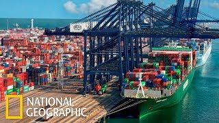 Суперсооружения: Крупнейший порт мира