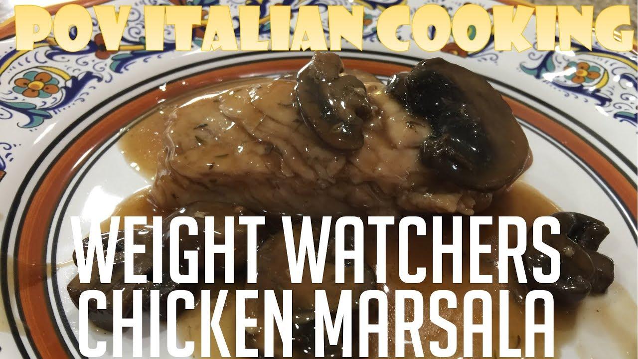 Weight watcher chicken marsala pov italian cooking episode 65 youtube weight watcher chicken marsala pov italian cooking episode 65 forumfinder Gallery