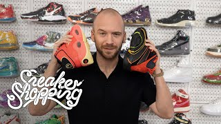Sean Evans Goes Sneaker Shopping With Complex