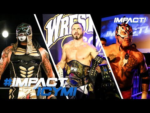 How IMPACT Wrestling vs Lucha Underground Took Over WrestleCon | IMPACT! Highlights Apr. 12 2018