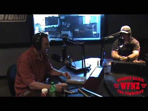 WFNZ: Carolina Panthers Jordan Gross Interview