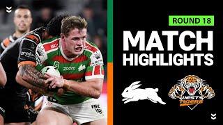 Wests Tigers v Rabbitohs | Round 18 2020 | Telstra Premiership | NRL