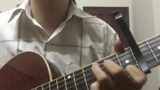 Yêu Một Người Vô Tâm- Guitar cover