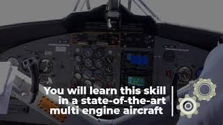 Multi Engine Rating - Canadian Aviation College