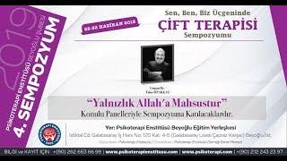 """Uz. Dr. Tahir Özakkaş """"Yalnızlık Allah'a Mahsustur"""""""