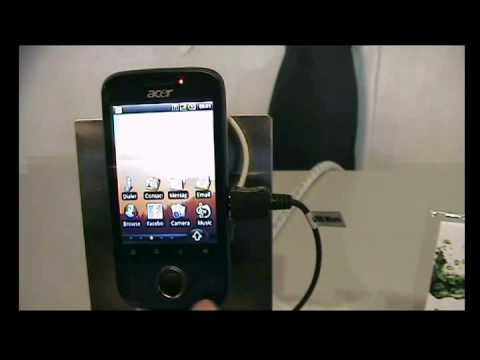 Acer beTouch E110 MWC 2010
