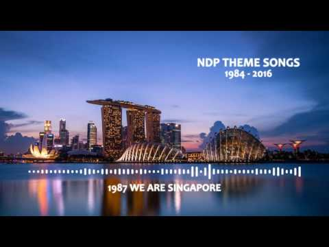 NDP Theme Songs 1984 - 2016