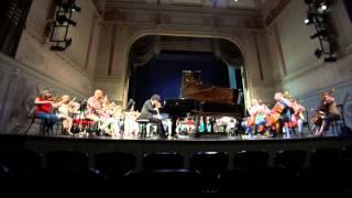 2015.0612.Fri Diploma Concert Rehearsal Piano Concerto Op.54 3rd Mov. / R.Schumann