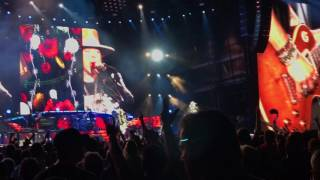 GUNS N' ROSES - GODFATHER THEME / SWEET CHILD O' MINE - Live Hannover Germany 2017 HD