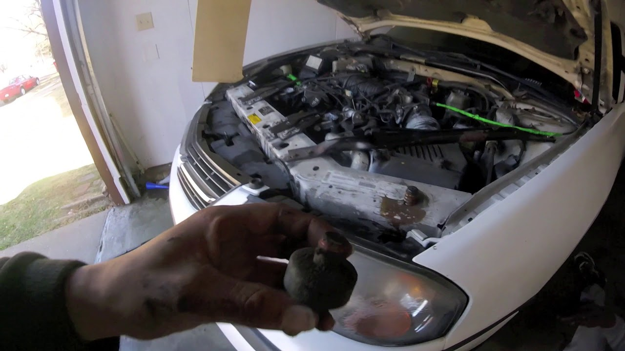 How To Replace Knock Sensor On Chevy Impala