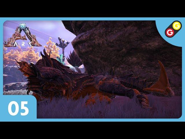 ARK : Survival Evolved - Genesis 2 #05 On tame un Shadowmane ! [FR]