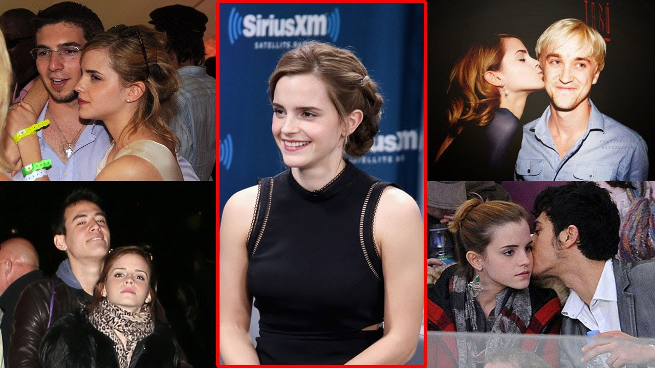 Emma Watson dating Jay Barrymore