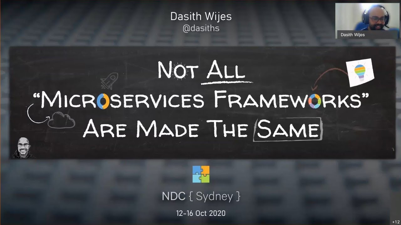 """Not All """"Microservices Frameworks"""" Are Made The Same"""