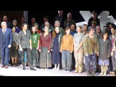 Verdi, LA FORZA DEL DESTINO, Kaufmann, Harteros,Tézier, Fisch, BSO, 5.1.2013, Applaus