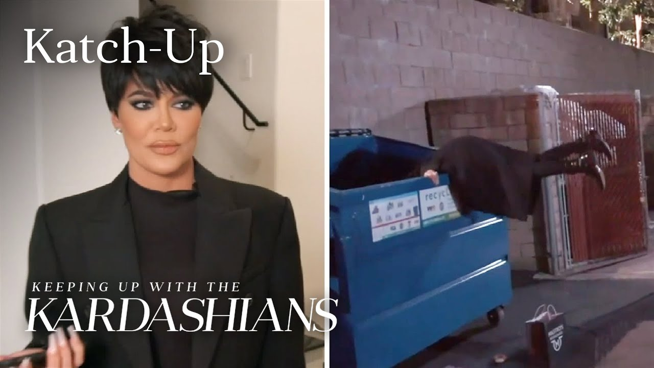 "Khloé & Scott's Ultimate Kris Jenner Prank ""KUWTK"" Katch-Up (S19, Ep1) 