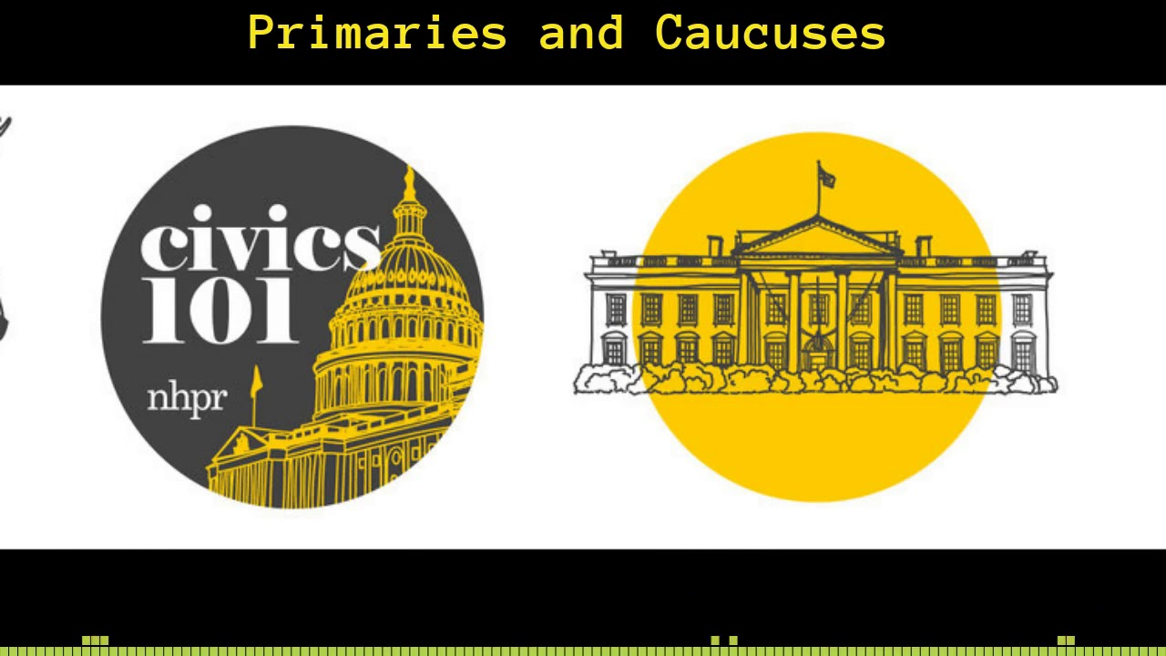 Primaries and Caucuses - YouTube