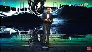 金馬獎55在台視 劉德華頒 最佳導演 張藝謀 一刀未剪版