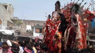 Burhi Durga Ji , Begusarai,Bihar Vidai 2016-बूढी दुर्गा जी विदाई बेगूसराय 2016