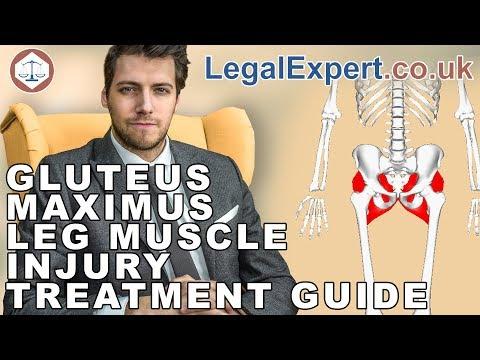 Gluteus Maximus Leg Muscle Injury Treatment Guide ( 2019 ) UK