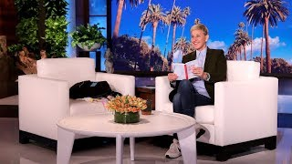Ellen Reads Andy's Personal Diary