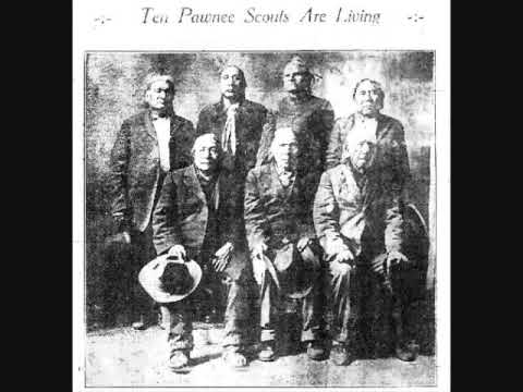 Pawnee Scouts 1865-1876