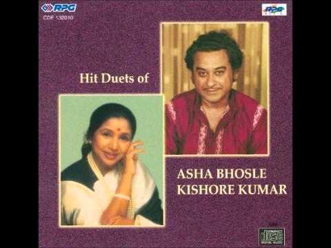 Asha Bhosle & Kishore Kumar - Jeewan Main Jab Aise Pal Ayenge - [Duets Of Asha Kishore]