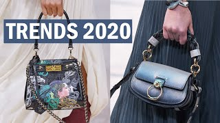 Фото Модные СУМКИ 2020 Тренды Bag Trends Spring -Summer 2020