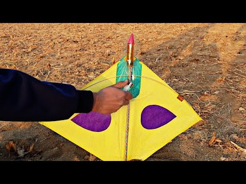 Rocket on a Kite - Top Awesome Experiment