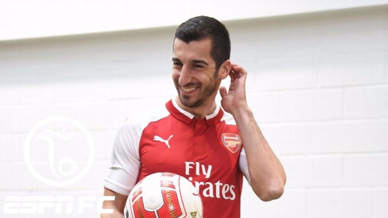 Henrikh Mkhitaryan goes from Manchester United to Arsenal | ESPN FC