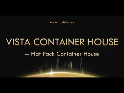 VISTA – What Is Flat Pack Container House