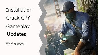 How to install Watch dogs 2 with Crack CPY 100% working 2017