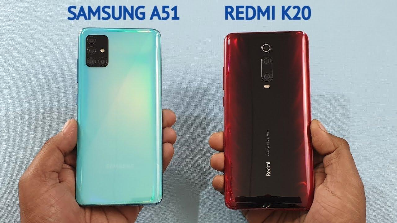 A51 Samsung Test