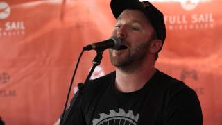 "Brian Marquis -- ""To Be Young (Is To Be Sad, Is To Be High)"" Live at Warped Tour (6-22-12)"